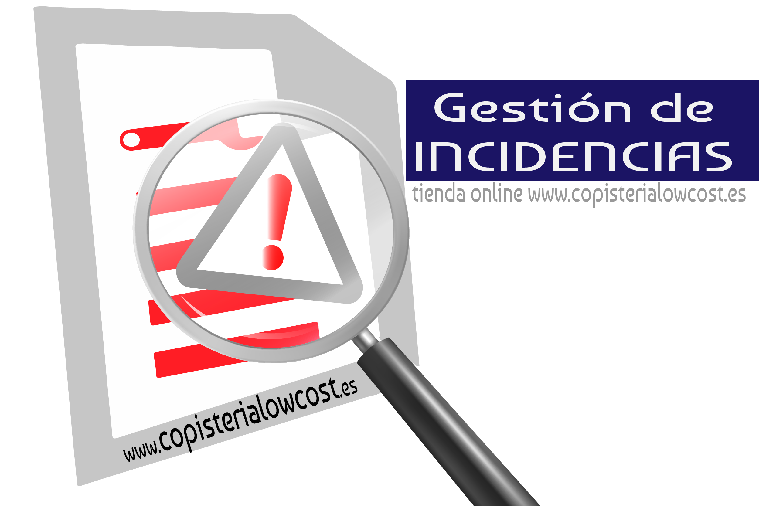 Gestion de incidencias