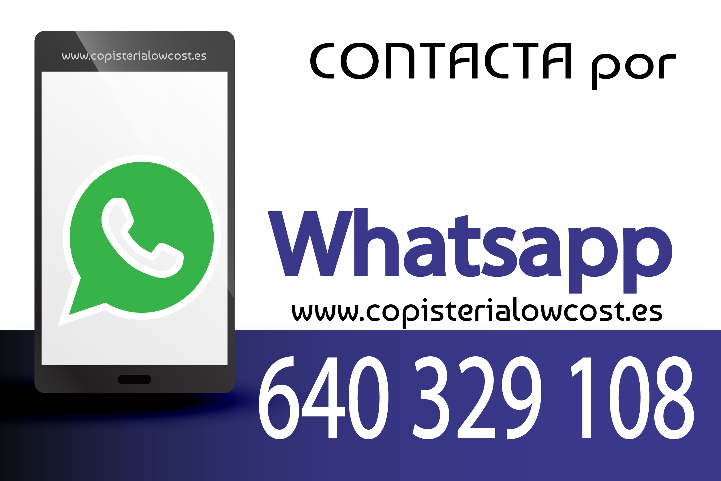Whatsapp_Copisteria-lowcost